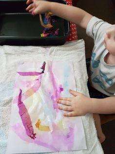 Mother's day art idea