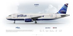 https://flic.kr/p/Kz2i23 | Airbus A320 JetBlue Airways N648JB | www.aviaposter.com