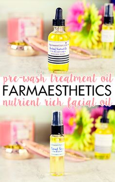 Sustainable Beauty with Farmaesthetics