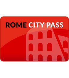 Pass de la Ville de Rome