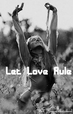 ☮ American Hippie ☮ Let Love Rule!