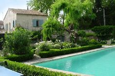 O'Paradou : Alpilles : Provence Villas - France Villas. Yes please
