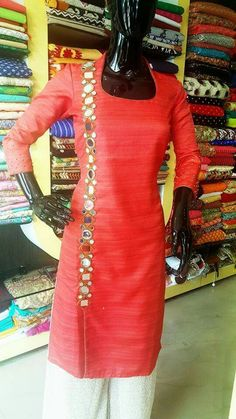 Kurtis has become a very integral outfit it Indian fashion industry. From parties to casual wear for your work every day, Kurtis has become a big fashion statement. The ease of collaborating bright hues with a salwar or churidars or even a pair of jeans or palazzos, Kurtis have become handy.