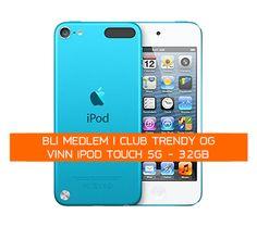 Vinn iPod touch ved å bli medlem i Club Trendy Ipod Touch, Club, Ipad, Samsung, Iphone, Cover, Sam Son, Blankets