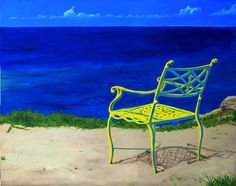 """""""Montego Bay"""" - 30""""x24"""" Oil on Gallery-Wrapped Canvas"""