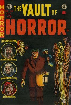 Cover for Vault of Horror (1950 series) #38