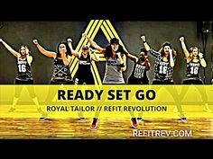 Get ready for some choreography that leaves you BREATHLESS. We snuck in some HIIT into this workout, and this high intensity number will be a perfect combina. Zumba Videos, Workout Videos, Refit Revolution, Me Too Meghan, Dance Choreography, Dance Lessons, I Work Out, Sweat It Out, Dance Fitness
