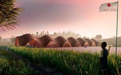 The Norman Foster Foundation: The Droneport Prototype - Picture gallery