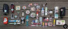 Weltreise Packliste - Kosmetik