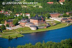 Hämeenlinna Ilmakuva: Lentokuva Vallas Oy