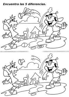 Learning Tools, Learning Activities, Activities For Kids, Five Senses Preschool, Hidden Pictures, Picture Puzzles, Activity Sheets, Preschool Worksheets, Coloring For Kids