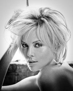 Charlize Theron | 2005 | EW Photoshoot
