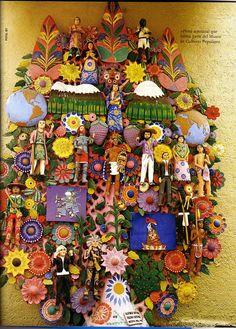 Arbol de la vida - Museo de las Culturas Populares