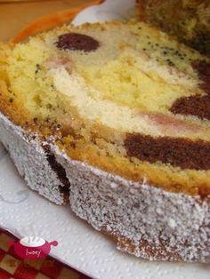 Kociołek Iwony: Ciasto piaskowe Loaf Cake, Vanilla Cake, Banana Bread, French Toast, Good Food, Food And Drink, Cooking Recipes, Cookies, Breakfast
