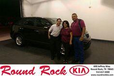 Congratulations to Robert  Lujan on your #Kia #Sorento purchase from Sean Knox at Round Rock Kia! #NewCar