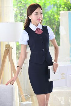 JW0985 Classy Outfits For Women, Classy Work Outfits, Office Outfits, Suits For Women, Girl Outfits, Fashion Outfits, Clothes For Women, Office Wear, Business Dresses