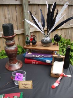 HOGWARTS / Harry Potter Birthday Party Ideas | Photo 1 of 72 | Catch My Party