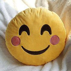 Emoji Pillows Give Stuffed Animals an Adult Makeover -  #decor #emoji #pillows