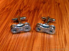 Cuff Links | bike links | hipster chic