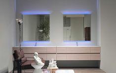 #badezimmer Badezimmerspiegel Mit Beleuchtung U2013 Licht Im Bad Ohne Fenster  #Badezimmerspiegel #mit #
