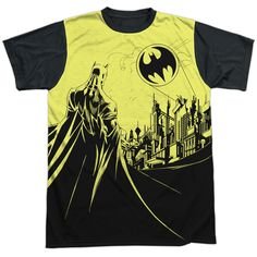 """Checkout our #LicensedGear products FREE SHIPPING + 10% OFF Coupon Code """"Official"""" Batman/bat Signal-s/s Adult T- Shirt - Batman/bat Signal-s/s Adult T- Shirt - Price: $24.99. Buy now at https://officiallylicensedgear.com/batman-bat-signal-s-adult-shirt-licensed"""