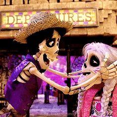 Héctor y Coco