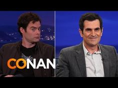 ▶ Bill Hader & Ty Burrell's Steamy Make-Out Scene - YouTube