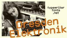 Image for Dresden Elektronik font