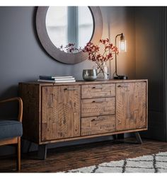 buy camden 2 door 3 drawer rustic sideboard online from our style our home see