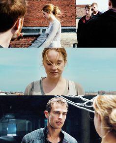 Divergent - Tobias & Tris