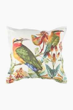 Our beautiful, printed scatter is a great way to add a bit of elegance to your living room. The appealing colours combined with the trendy bird design will Bird Design, My Design, Scatter Cushions, Throw Pillows, Home Decor Shops, Birds, Colours, Studio, Printed