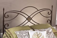 Hillsdale Furniture 1163HFQR Barcelona Headboard - Full/Queen - with Rails