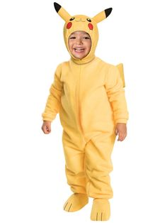 Check out Pokemon Pikachu Toddler Costume - Wholesale TV & Movie Costumes…