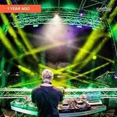 #TBT #Timehop Mainstage at @h2oparty  last year before @showtek  #Festival #Rave #SouthAfrica #h2o #throwbackthursday #DJ
