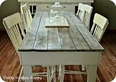 This table is on my to do list for next week!like this a lot!