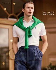 Ralph Lauren Style, Polo Ralph Lauren, Preppy Mens Fashion, Preppy Style Men, Fashion Men, Fashion Styles, Matching Couple Outfits, Aesthetic Clothes, Menswear