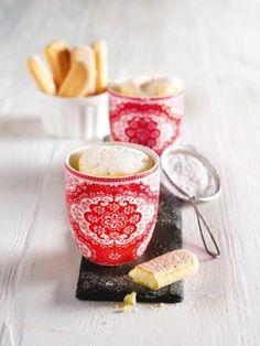 Rezept Käsekuchen-Mug-Cakes, unser Rezept Käsekuchen-Mug-Cakes - gofeminin.de