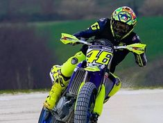 Valentino Rossi is Professional Italian Motorcycle Rider.He won Many World Championships.He is very Famous rider.He won 9 World Championships i., 7 times in MotoGp,Once in and Supermoto Racing, Ktm Supermoto, Gp Moto, Moto Bike, Velentino Rossi, Vale Rossi, Flat Track Motorcycle, Classic Motorcycle, Valentino Rossi 46