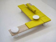 """""""Galleria System"""" sofa"""