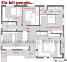 Designing in Bolognese dialect.   www.succedesoloabologna.it