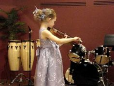 Suzuki Book 1 Violin Minuet 2; Almost done with Suzuki book 1! Tiny memory error towards the beginning, but she persevered and finished well. See more of this young violinist #from_tarabarthel