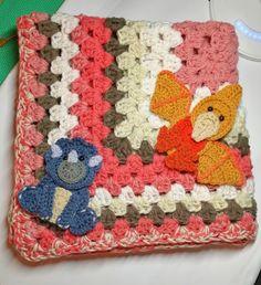 Baby Blanket Crochet, Crochet Baby, Nursery Decor, Etsy Shop, Handmade, Animals, Color, Ideas, Hand Made