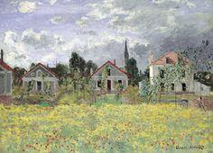 O Blog do Mestre: Algumas obras do francês Claude Monet
