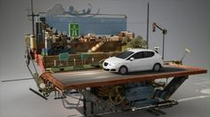 SEAT - Ecomotive. Commercial for SEAT  Creative Director: Fredrik Forrest Director: Wreck Creative Studios Production Company: ACNE Client: ...