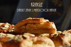 TynaTyna: Kringle - dánský závin s mandlovou náplní