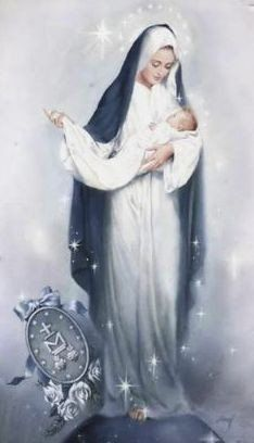 Blessed Mother Mary, Divine Mother, Blessed Virgin Mary, Virgin Mary Art, Catholic Art, Religious Art, Catholic Saints, Mary Tattoo, Jesus E Maria