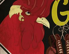 "Check out new work on my @Behance portfolio: ""Gallo de Pelea"" http://on.be.net/1gedQpf"