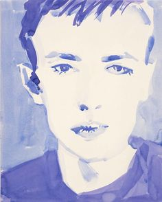 Elizabeth Peyton | Thom Yorke, 1997