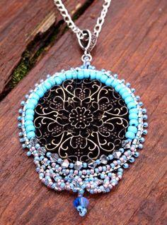 Fém medál Pendant Necklace, Jewelry, Fashion, Moda, Jewlery, Jewerly, Fashion Styles, Schmuck, Jewels