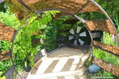 The Galloping Gardener: Chaumont's International Garden Festival 2014 - When fairy-tale chateau meets with feisty garden design